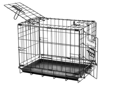 Artikelbild: Precision Pet ProValu, Double Door Dog Crate by Precision Pet