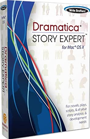 Dramatica Story Expert for Mac