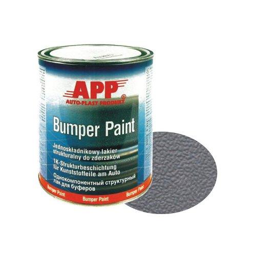 APP-bUMPER-paINT-1-k-sTRUKTURBESCHICHTUNG-pour-020801-plastique-noir-1-l