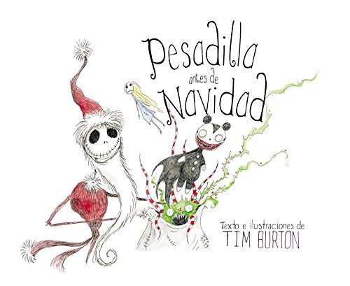pesadilla-antes-de-navidad-album-ilustrado
