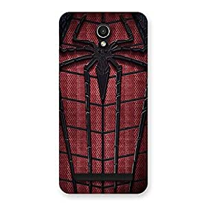 Gorgeous Cloths and Log Back Case Cover for Zenfone Go
