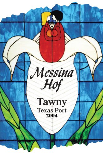 Messina Hof Winery 2004  Tawny Port 750 mL