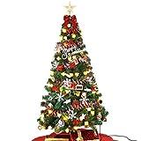 (アスボーグ)ASVOGUE 150CM フルーツ ランプ付き クリスマスツリー