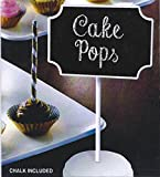 Amscan Chalkboard Sign Food Tasting Party Tableware Decoration, Black, 3 1/2x6 1/2-Inches