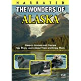 The Wonders of Alaska ~ Visit Animals, Glaciers, Whales, Bears, Eagles and more in this Alaska travel movie video DVD ~ Adam Kelly