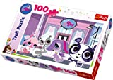 Trefl Puzzle On The Street Hasbro Littlest Pet Shop (100 Pieces)