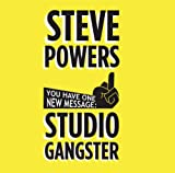 img - for Steve Powers - Studio Gangster book / textbook / text book