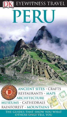 Peru (EYEWITNESS TRAVEL GUIDE)