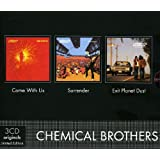 Coffret 3 CD : Surrender - Come With Us - Exit Planet Dustpar The Chemical Brothers