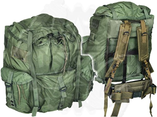 Large Alice Pack W/ Frame front-979032