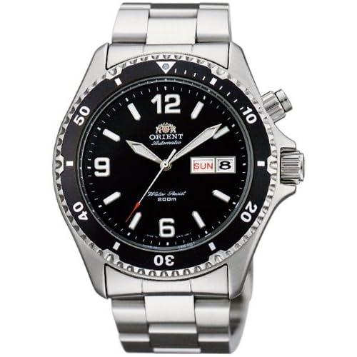 [オリエント]ORIENT 腕時計 自動巻 Mako(マコ) ダイバーズウォッチ 海外モデル 国内メーカー保証付きSEM65001BV メンズ