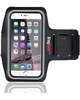"Bingsale Brassard Armband Sport pour IPhone 6 4,7"" (IPhone 6 4.7"", noir)"
