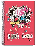 Cuaderno Tapa Dura A5 Disney Crazy In Love