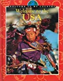 img - for Welcome to the USA (Welcome to My Country) by Nicole Frank (2000-01-03) book / textbook / text book