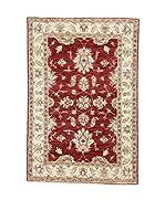 Eden Carpets Alfombra Zeigler Rojo/Multicolor 147 x 100 cm