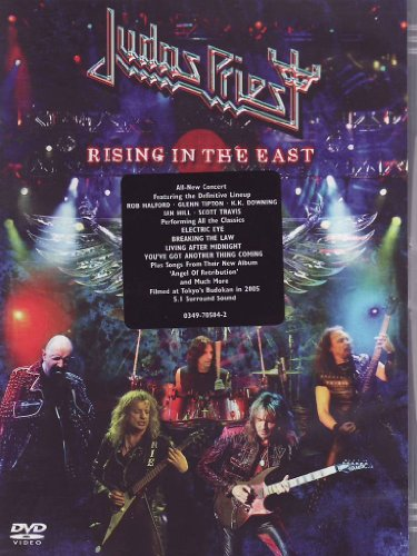 Judas Priest – Rising In The East – DVD – FLAC – 2006 – mwnd