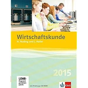 Wirtschaftskunde Schülerbuch mit CD-ROM
