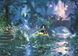 Snow White Picking Flowers 1000 Piece Ji...