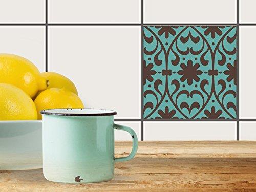 reparation-baignoire-carrelage-sticker-autocollant-art-de-tuiles-mural-design-ornament-dark-1-15x15-