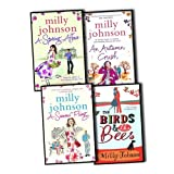 Milly Johnson Milly Johnson 4 Books Collection Pack Set RRP: £25.47 (The Birds and the Bees, An Autumn Crush, A Spring Affair, A Summer Fling)