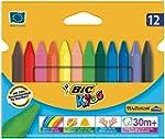 BiC Kids Plastidecor Triangle Colouri...