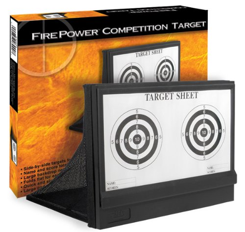 Soft Air Firepower Dual Competition Mesh Trap Target