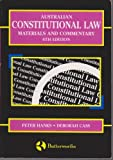 img - for Australian constitutional law: Materials and commentary book / textbook / text book