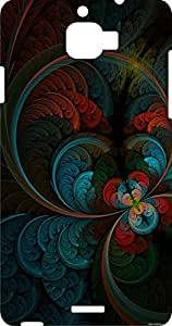 Koolbug Printed Hard Back Case Cover For Micromax Canvas Nitro A311
