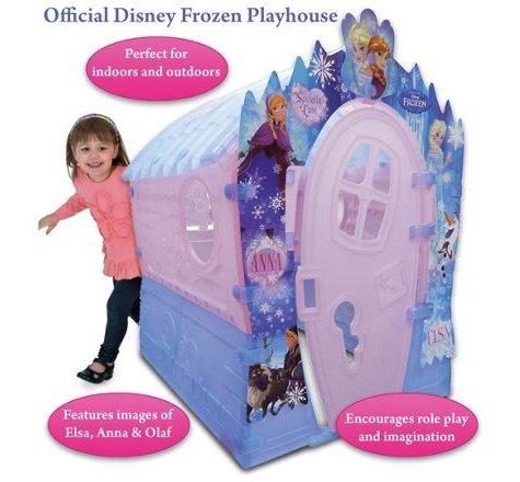 Spielhäuser Disney Frozen günstig kaufen