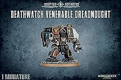 Warhammer 40,000 40K Deathwatch Venerable Dreadnought