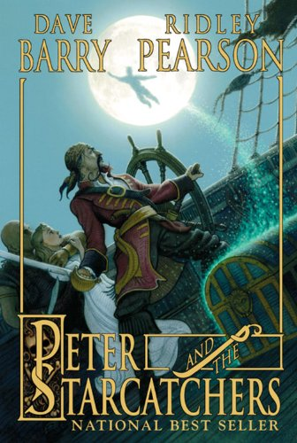 Cover of Peter and the Starcatchers