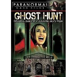 Ghost Hunt: Paranormal Encounters at Burlington County Prison