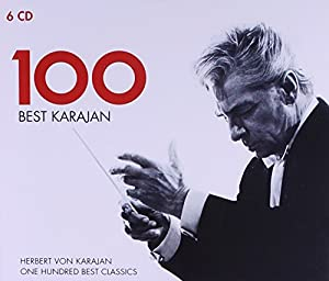 100 Best Karajan by EMI