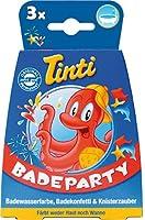 Tinti La Fête dans le Bain Boîte de 3