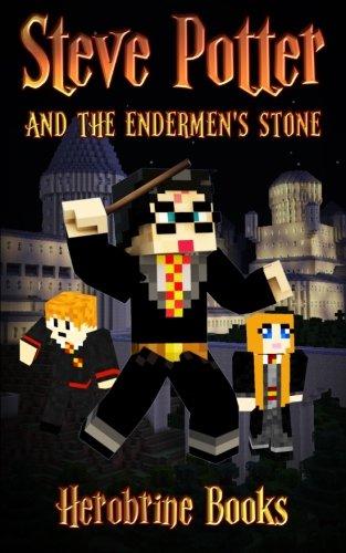 Steve Potter and the Endermen's Stone (Steve Potter Series) (Volume 1) PDF