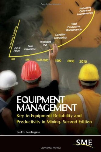 Equipment Management: Key to Equipment Reliability and Productivity in Mining