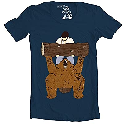 Bear Spotting T Shirt Bear Gym Tee Funny Shirts
