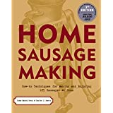 Home Sausage Making: How-To Techniques for Making and Enjoying 100 Sausages at Home ~ Susan Mahnke Peery