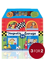 My Magnetic Garage Book