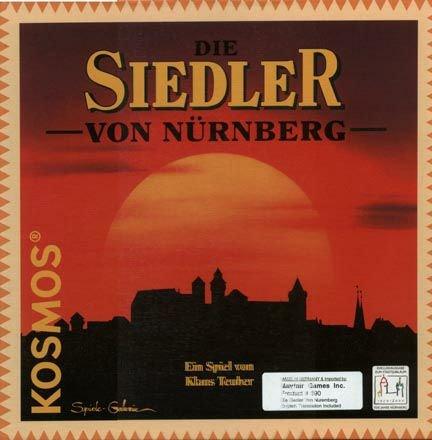 Siedler von Catan 687717 – Die Siedler von Nürnberg