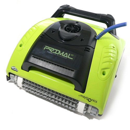 Dolphin Primal X3 In Ground Swimming Pool Robotic Cleaner