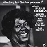 SARAH VAUGHAN/_HOW LONG HAS THIS BEEN Sarah Vaughan