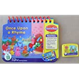 Leap Frog: Once Upon A Rhyme: Preschool Reading Educational Booklet And Cartridge For My First LeapP