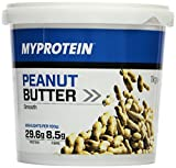 Myprotein Peanut Butter Smooth, 1er Pack (1 x 1 kg)