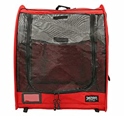 Sturdi Products Car-Go Single Pop-Up Pet Shelter, Red