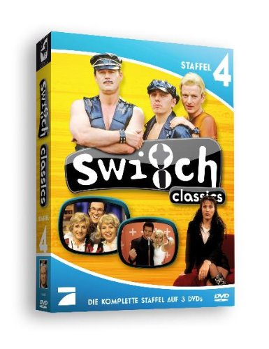 Switch Classics - Die komplette vierte Staffel (3 DVDs)