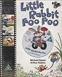 Little Rabbit Foo Foo (Book & DVD) (1406308307) by Rosen, Michael