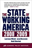 img - for The State of Working America, 2008/2009 (An Economic Policy Institute Book) book / textbook / text book