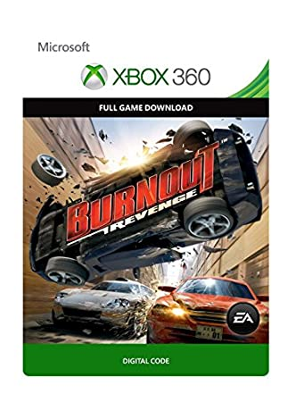 Burnout Revenge - Xbox 360 Digital Code