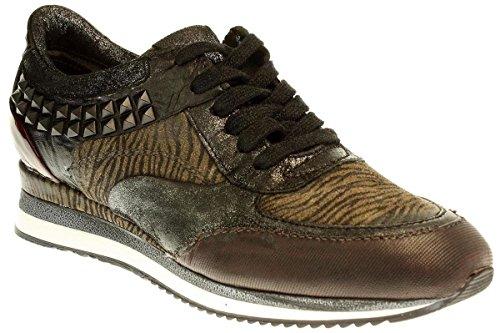 MJUS Scarpe Sneaker da Donna - 781104-0201 - Marrone, EUR 39